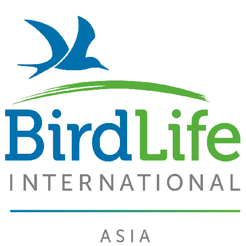 Birdlife International Asia logo