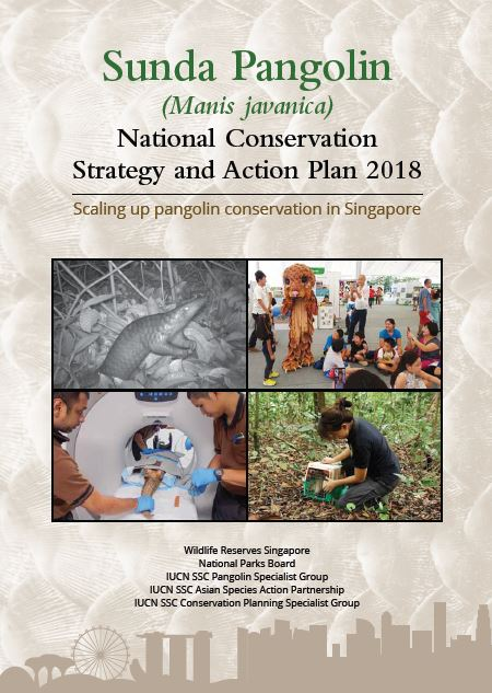 The Sunda Pangolin National Conservation Strategy and Action Plan